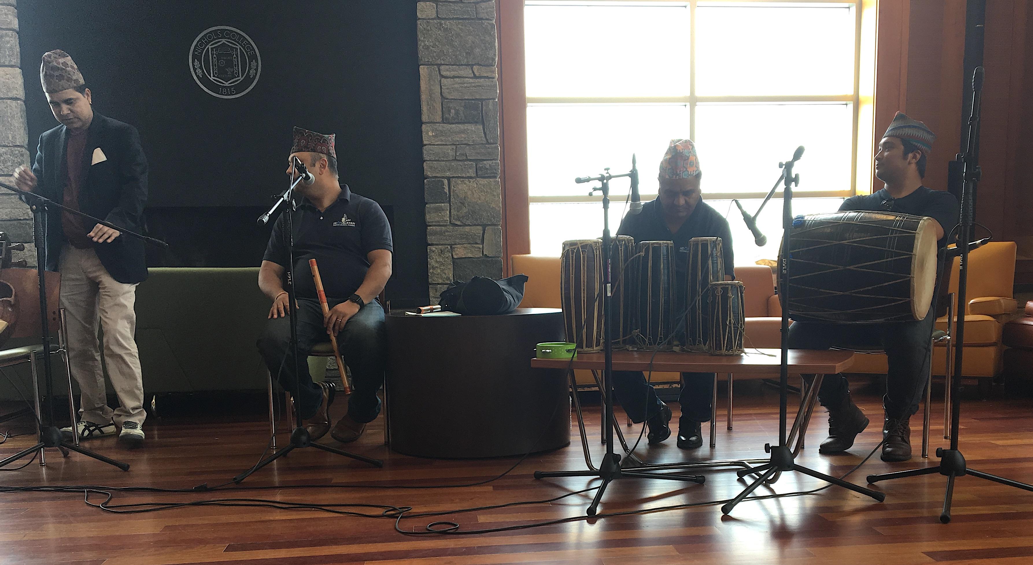 Nepalese Band